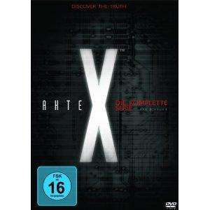 Akte X - Complete Box [53 DVDs] - 80,95€ @ Amazon DE
