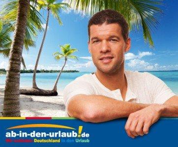 100 € Ab in den Urlaub Gutschein für 8,96 € bis 15:00 Uhr