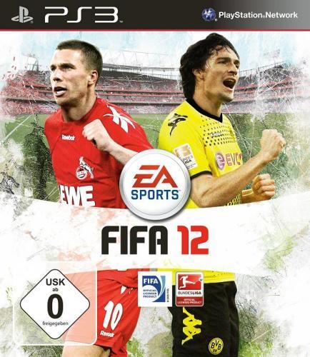 Fifa 12 Demo PS3 nun auch da!