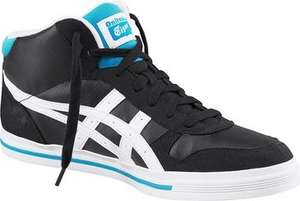Asics Onitsuka Tiger Aaron MT black/white für 39,95€ @ Outfitter
