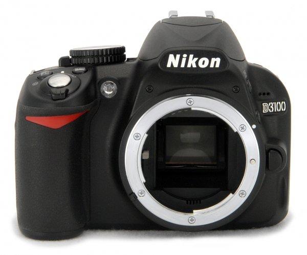[Amazon.de WHD] Nikon D3100 SLR-Digitalkamera Gehäuse für 168,77€, Idealo.de ab 245,90€