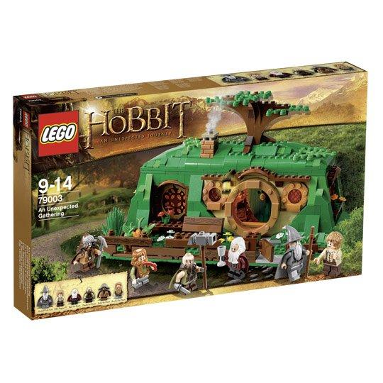 Lego Der Hobbit - Eine unerwartete Zusammenkunft 79003