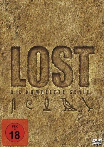 Lost - die komplette Serie (DVD-Schuberversion FSK18) für max. 39,99€