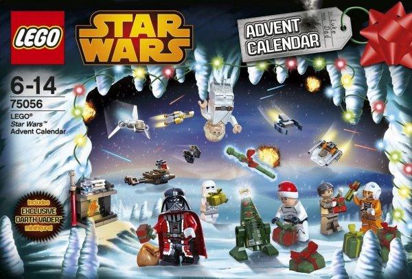 Lego 75056 Star Wars Adventskalender 2014