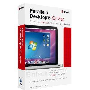 Parallals Desktop 7 (Mac) sehr günstig!