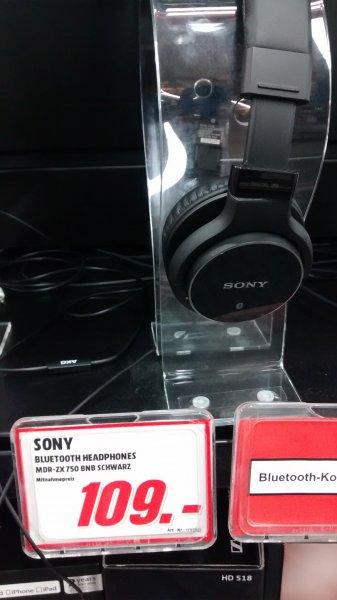 [Lokal MM Sindelfingen] Sony MDR-ZX750BNB