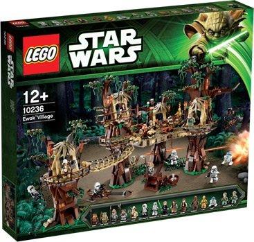 LEGO 10236 Star Wars Ewok Village bei Intertoys für 199,99€ inkl. Versand