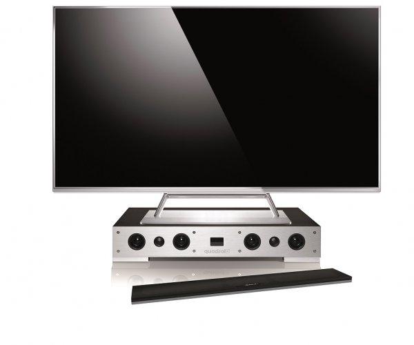 [ebay WoW]  Quadral Magique 3-Wege TV Lautsprecher System  für 239 € inkl. Vsk   -28 %