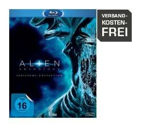 Alien Anthology Box (Blu-ray) für 19,99€ inkl. Versand @Saturn.de