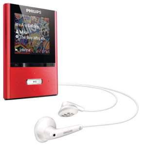 Philips GoGear ViBE 8GB MP4 Player@ zavii outlet - ebay.co.uk