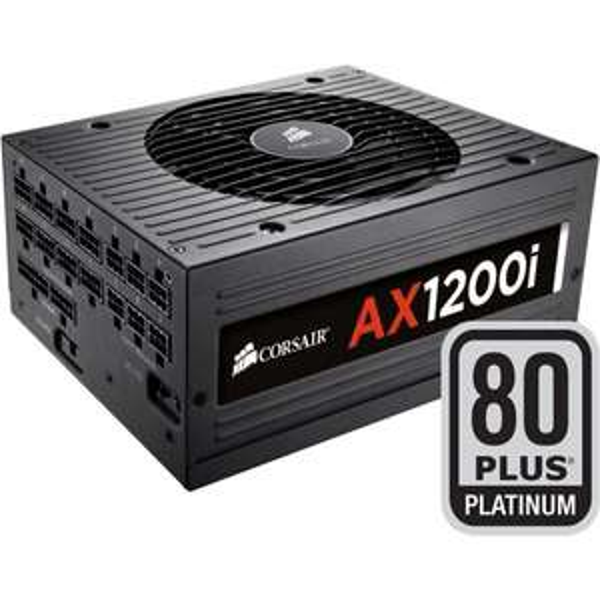 [Mindfactory Mindstar] 1200 Watt Corsair AXi Series Modular 80+ Platin für 188€ statt 255