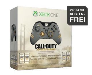 Xbox One Wireless Controller Call of Duty für 44,99€ inkl. Versand @Saturn.de