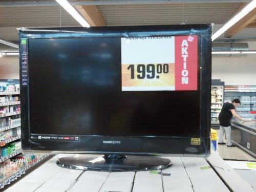 Hanspree SJ32DMBB LCD TV !!!LOKAL?!!! @Elmshorn (Schleswig-Holstein)