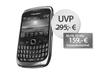 [MeinPaket-OHA] Blackberry Curve 3G 9300 für 159€ versandkostenfrei (ab morgen 10Uhr)