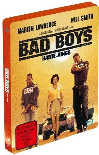 Bad Boys - Harte Jungs (Steelbook) Blu-ray für 9,99€ @Saturn