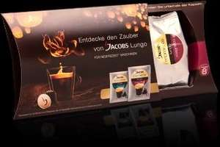 Jacobs Espresso Kapseln - Gratis probieren