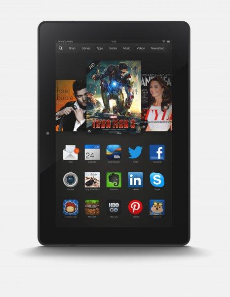 Kindle Fire HDX nächste Woche für 99 statt 229€ bei Amazon (Update: ist live!)
