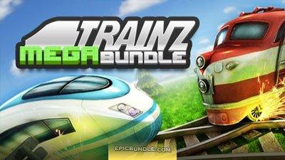 STEAM - Trainz Mega Bundle 6 Spiele + 12 DLCs für 3,59€ (2,99€ VPN)