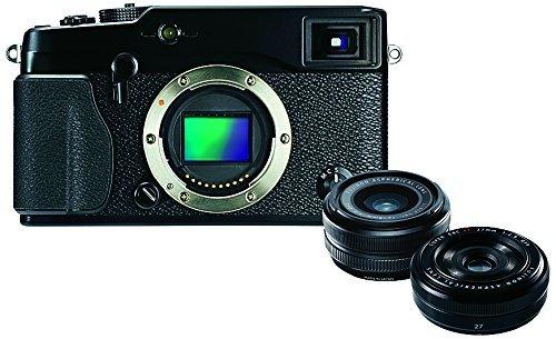 Fujifilm X-Pro 1 Kit inkl. XF18mm und XF27mm für 883,62€ @ amazon.co.uk