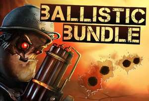 [Bundle Stars](Steam): Balistic Bundle - 8 Games + 2 DLC&Soundtrack (VPN: 2,66€)