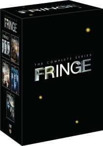 """Fringe - The Complete Series (DVD) OT """"Season 1 - 5"""" für 26,56€ @Zavvi.com"""