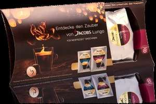 Jacobs Momente Lungo - Probierset