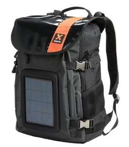[2,5%] Xtorm AB318/270 Solar Power Helios Backpack 5200 mAh (25l Volumen) für 79€ frei Haus @technikdirekt