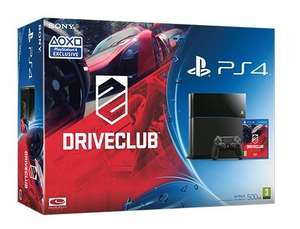 [Lokal] PS4 DriveClub-Bundle + Assasins Creed Unity für 399,- Im MM Offenburg