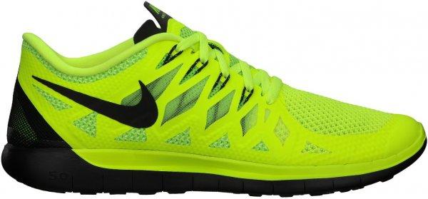 Nike Free 5.0 2014 bei wigglesport.de für 66,78€ in fünf verschiedenen Farbkombinationen
