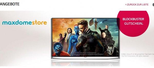 """Kostenlos X-Men Film """"Zukunft ist Vergangenheit"""" über Maxdome auf LG SmartTVs"""