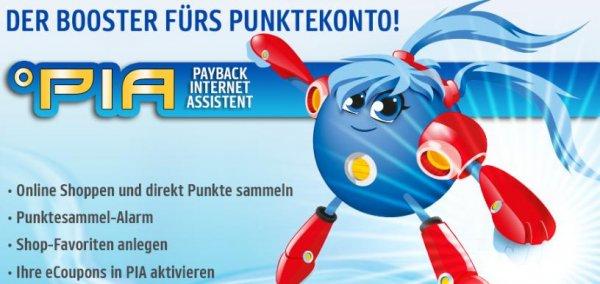 100 gratis Payback punkte für die Installation des Payback Browser Addon