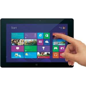 "[B-Ware] Odys WinTab 10 Tablet 25.7 cm (10.1"") Schwarz mit Windows 8.1"