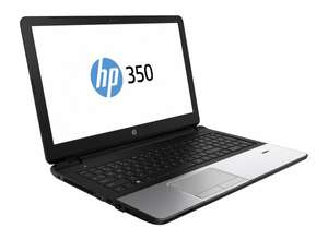 "HP 350 Busines Notebook mit 15,6"" matt,I5, 4GB, 750GB,DVD-RW,AMD 8670 Win 8.1 für 499€"