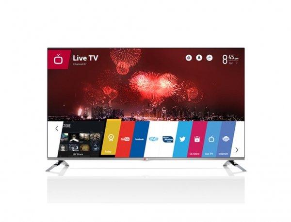 """LG 47LB670V 47"""" LED 3D SMART TV"""