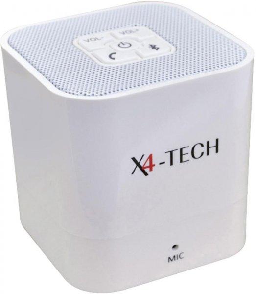 Mobiler Bluetooth®-Lautsprecher: X4-Tech BoomStar BT NFC X für 14,98 Euro @Voelkner.de
