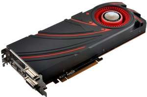 XFX Radeon R9 290X Core Edition, 4GB GDDR5, 2x DVI, HDMI, DisplayPort