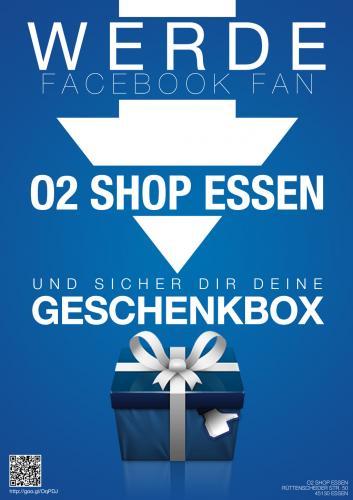 O2 Shop Geschenkbox (Datenkabel für iPhone 4, Lanyard uvm.)