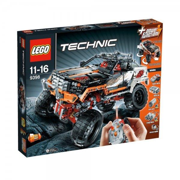 [LOKAL SPIELE MAX] Lego Technic - 4x4 Offroader 9398 für 95,99EUR (+ qipu 7,56EUR)