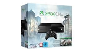 [Microsoft Store] Für Studenten Xbox One Assassin's Creed Unity Bundle 359,99€