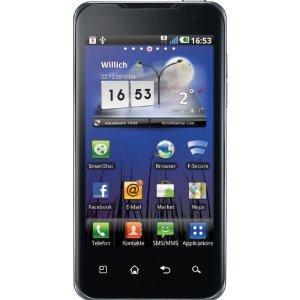 LG Optimus Speed P990 ohne Branding/SIM-Lock für 284,76€
