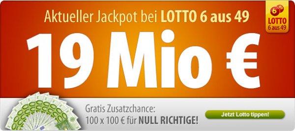 Tipp24 - 6 Lotto Felder spielen und 1 zahlen - 5 Euro Gutschein effektiv für Neukunden