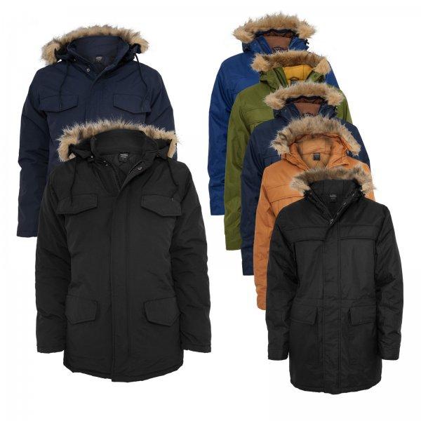 Urban Classic Winterparka für Herren in 7 Versionen für nur 34,90 @ @ebay