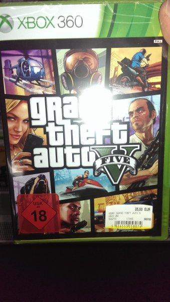 [Lokal MM Velbert]  GTA V Xbox360  für 25€