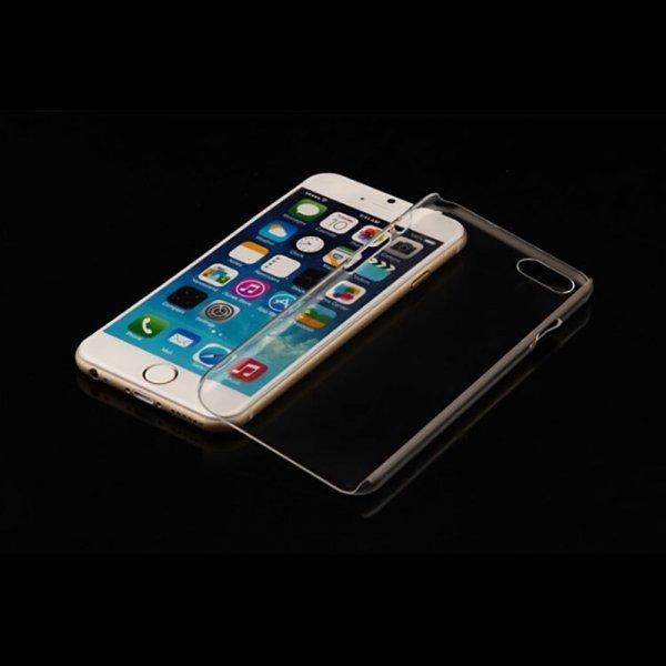 Iphone 6 Hard Case transparent + Schutzfolie + Poliertuch inkl. Versand aus Deutschland 2,49€! Vergleich 4,90€!