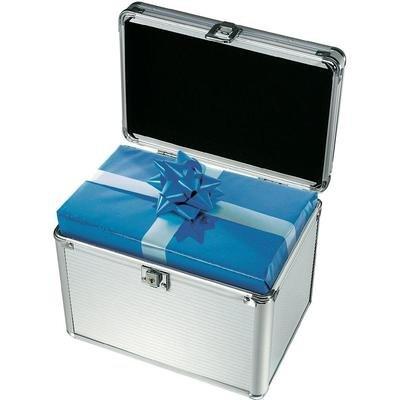 [Conrad mit Newslettergutschein] Alu-Koffer + hochwertigem Überraschungsgeschenk + 1Einkauf bei Conrad(ab 5,01€)