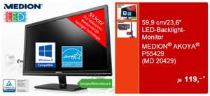 "[Aldi Süd] 23,6"" LED-Backlight-Monitor MEDION® AKOYA® P55429 (MD 20429) ab 27.11.2014"