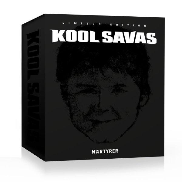 Kool Savas - Märtyrer (Limitierte Fan-Box) für 29,15 € bei Amazon.de