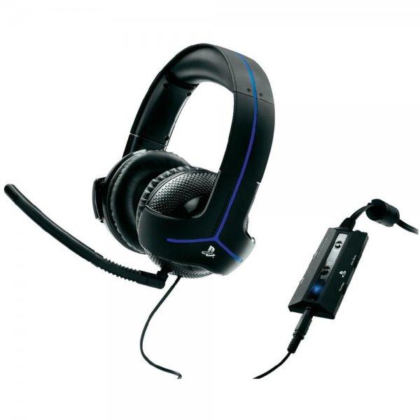 Thrustmaster Headset TM Y300P für PlayStation 3,4 für 44,10 @Conrad.de