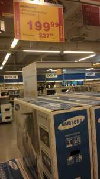 [Lokal] Metro Duisburg Samsung PE43H4500 43 Zoll PlasmaTV