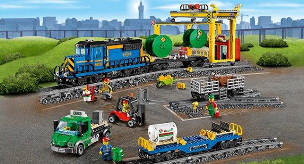 Lego City Güterzug 60052 bei Real [13% unter Idealo, 30% unter Lego Shop :-P]